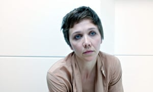 Maggie Gyllenhaal as Nessa Stein in episode two of The Honourable Woman