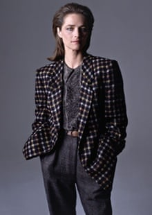 b84ff8bdc20 Here are eight things you might not know about the designer. Charlotte  Rampling in Armani