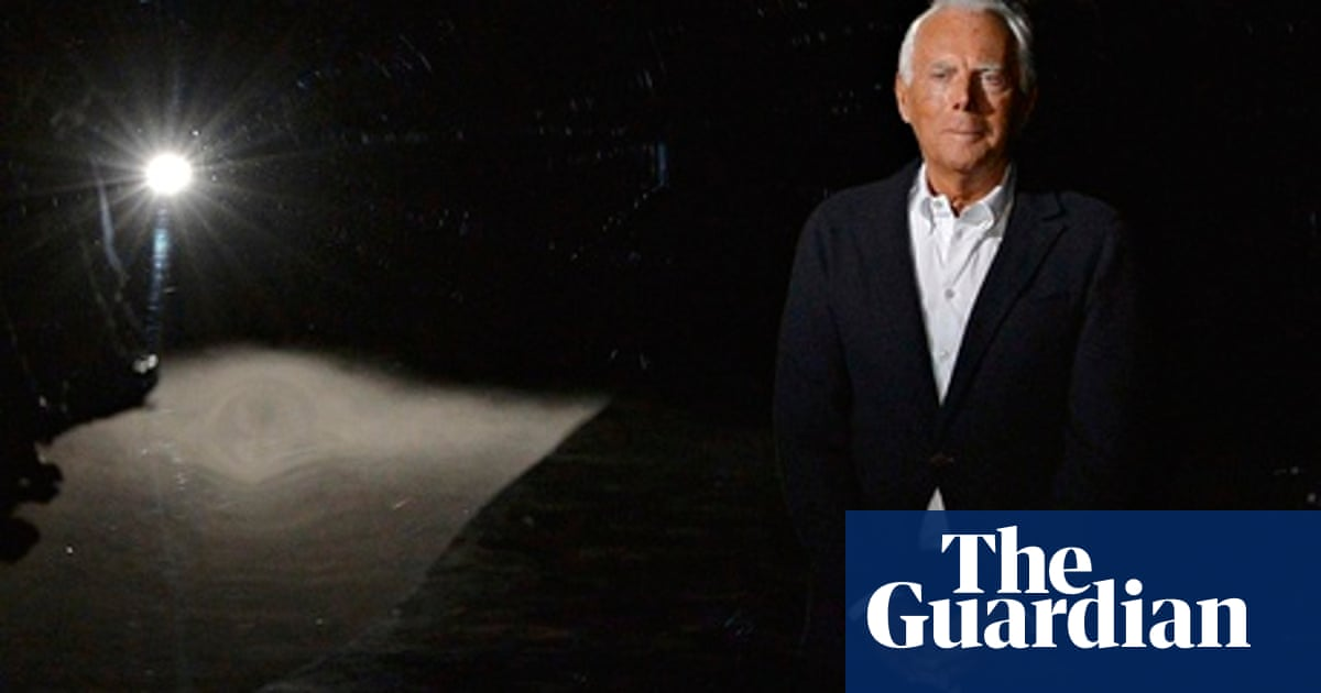 Giorgio Armani at 80: eight things you didn't know about the fashion