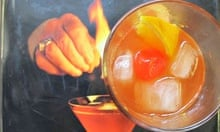 Dale DeGroff's old fashioned