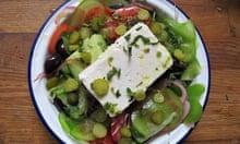 Nigel Slater's Greek salad