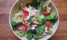 Nigella Lawson's Greek salad
