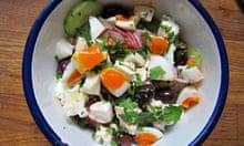 Vefa Alexiadou's Greek salad