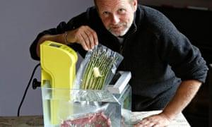 Alex Renton tries sous-vide cooking
