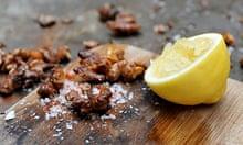 b2b lemon walnutdressing