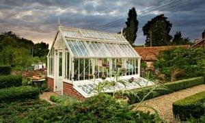 Tom Hoblyn's garden