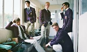 University of London rowing blazers