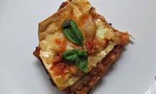Jamie Oliver's vegetable lasagne