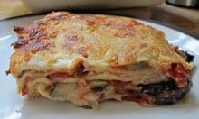 Katie Caldesi's vegetable lasagne