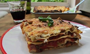 How To Cook The Perfect Vegetable Lasagne Food The Guardian