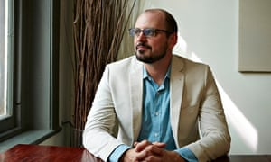 Novelist Matthew Thomas
