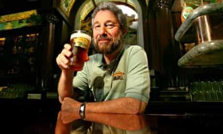 Ken Grossman, co-founder of the Sierra Nevada Brewing Company