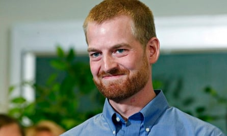 Ebola survivor Dr Kent Brantly