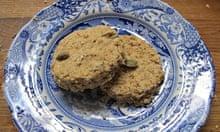 Bill Cowie's oatcakes