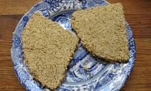 F Marian McNeill's oatcakes