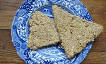 Sue Lawrence's oatcakes