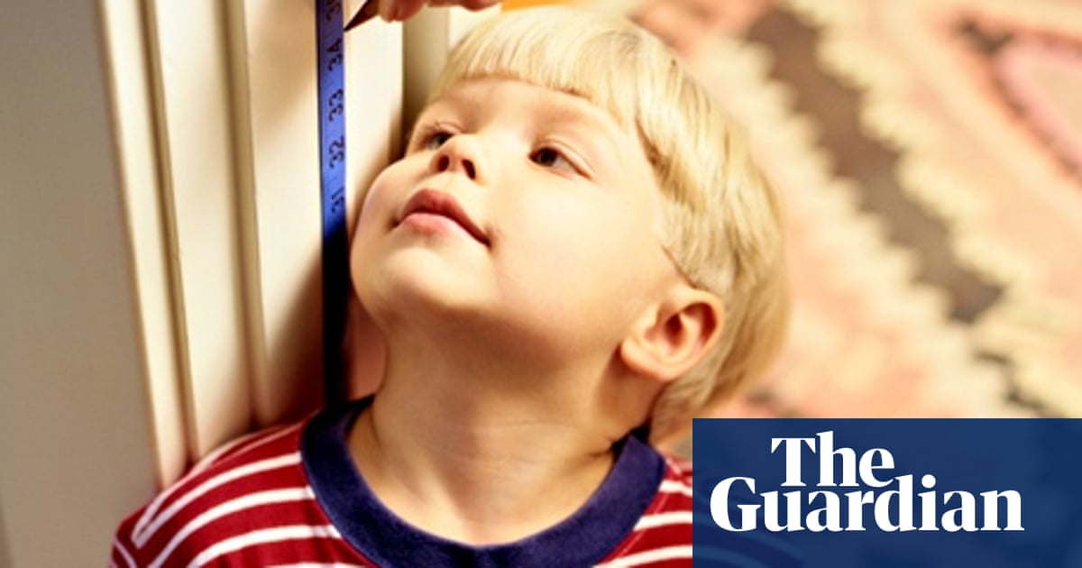 Should I worry if my child is short? | Life and style | The Guardian
