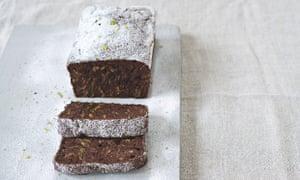 Jack Monroe's courgette chocolate cake