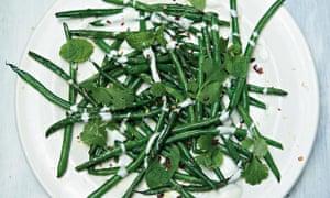 Jack Monroe's cumin green beans