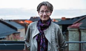Gudrun Schyman of Feminist Initiative