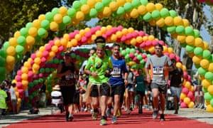The Marathon du Medoc