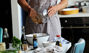 Back to basics: marinating salmon