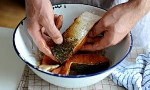 Back to basics: salmon