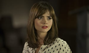Clara in Doctor Who series 34, episode six