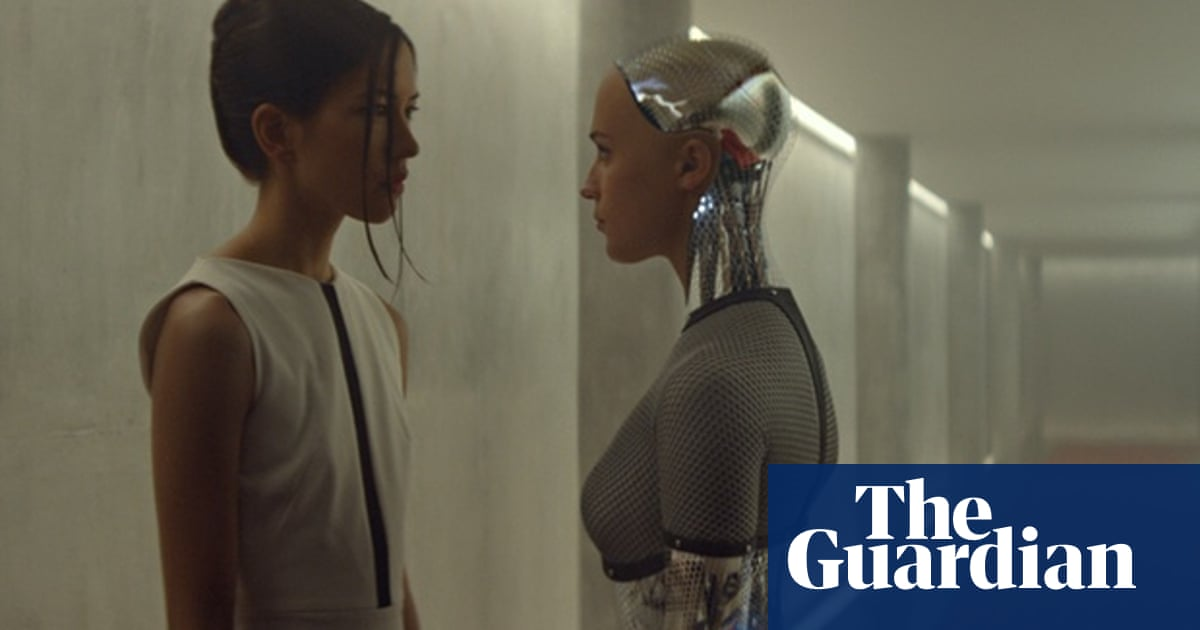 6c7582216 Ex Machina and sci-fi's obsession with sexy female robots | Film | The  Guardian