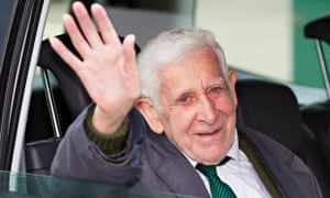 Bernard Jordan on his way back from Normandy
