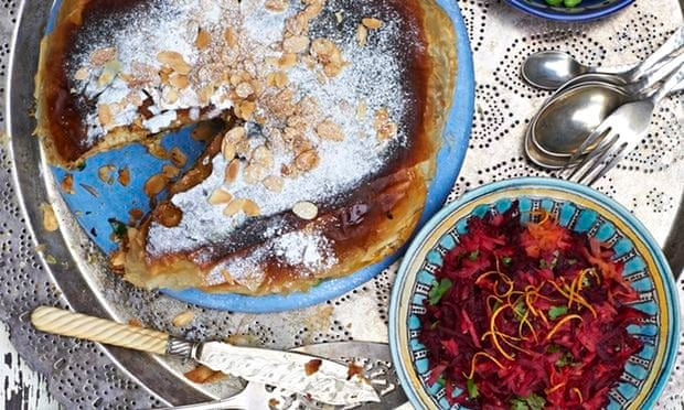 Take Your Sweet Time With A Moroccan Meat Pie Feasting Food