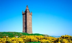 Scrabo Tower Co Down Northern Ireland
