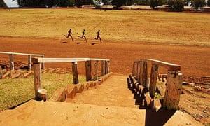 Runners in Iten
