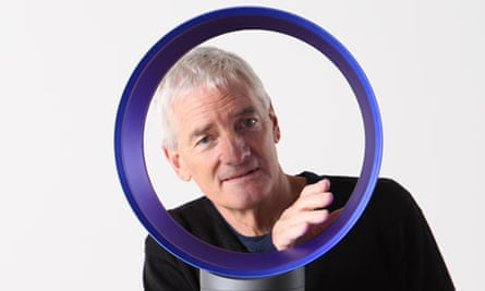 James Dyson fan