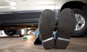 car garage mechanic
