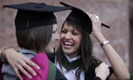 students graduate university cost