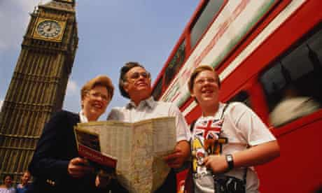 tourist london