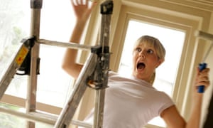 Ease the pain if you cannot work with an income protection for House doctor ladder
