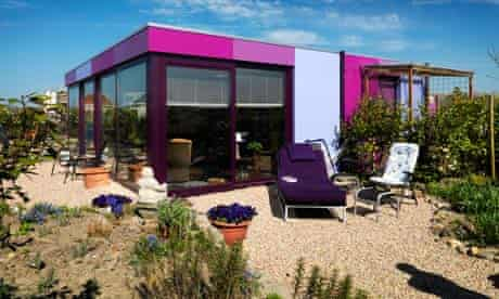 Colourful Almere house