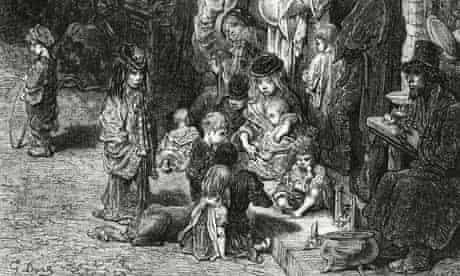 Whitechapel victorian poor