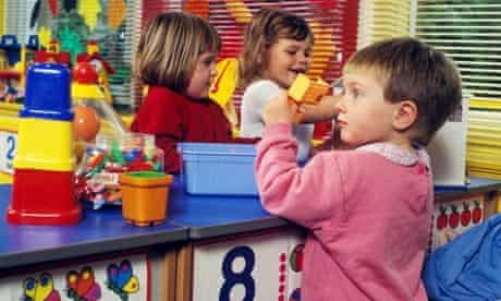 Children nursery childcare