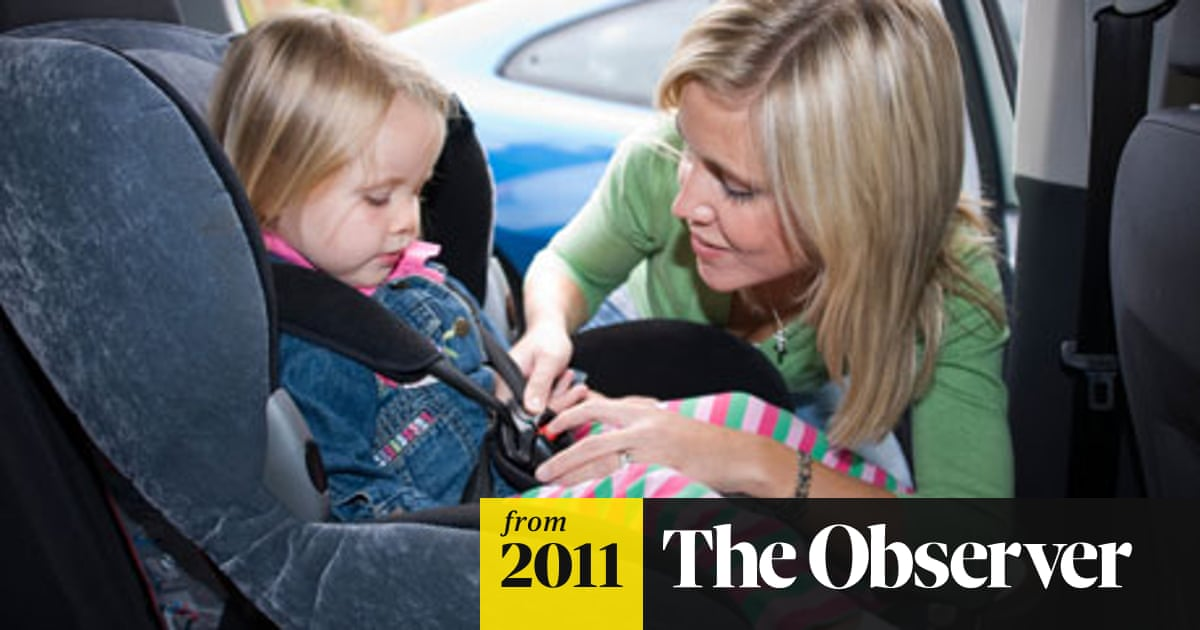 Car seats: the easily fixed mistakes that could cost a child's life