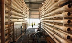 Beckton desalination plant