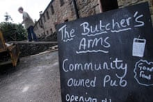 Butcher's Arms.