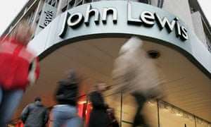 John Lewis shopfront
