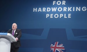 Pickles at Conservative Party Annual Conference