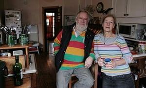 Steve and Silke McNair-Wilson.