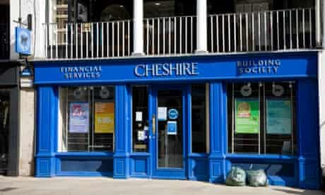 Cheshire Building Society, Chester, UK
