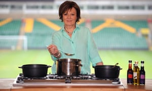 Delia Smith at the Norwich City, Carrow Road Ground, Norwich, Britain - 20 May 2010