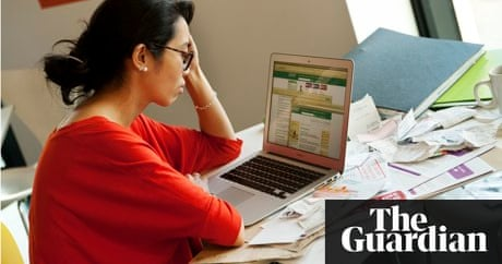 Tackling your tax return the pain free guide money the guardian negle Images